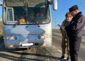 В Темрюкском районе проводят тотальную проверку автобусов
