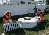 ГУП КК «Кубаньводкомплекс»: наведение санитарного порядка – забота ежедневная
