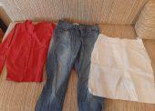 БЕСПЛАТНО отдам женскую одежду 42-44 рр