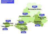 Краснодарский край - в числе лидеров в ЮФО по количеству выздоровевших после коронавируса