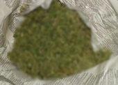 В Кучугурах у местного жителя нашли сверток с марихуаной