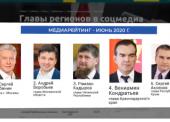 Вениамин Кондратьев – один их самых цитируемых губернаторов в соцмедиа
