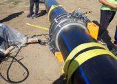 На Таманском полуострове ведутся масштабные работы по обновлению системы водоснабжения