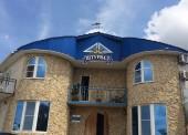 Кафе - гостиница «Штурвал» в поселке Сенном