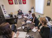 Начальник ГИБДД Темрюкского района ответил на вопросы журналистов