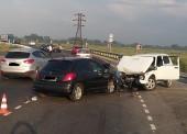 Четыре человека пострадали в ДТП на дорогах Темрюкского района за неделю