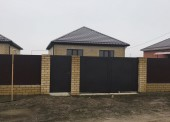 Срочно продается новый дом в Темрюке 90 кв.м. на участке 5 соток