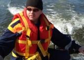 Рыбаков на резиновой лодке спасли в Темрюкском районе