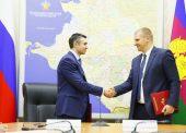 Александр Лазарев стал лидером рейтинга генеральных директоров Краснодарского края