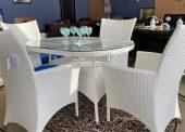 Распродажа мебели из искусственного ротанга в магазине Idea