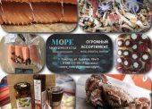 Море - магазин морепродуктов в Темрюке