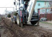 В поселке Гаркуша специалисты ГУП КК «Кубаньводкомплекс» заменили 400 метров аварийного водовода