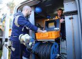 Специалисты ГУП КК «Кубаньводкомплекс» провели обследование скважин в Геленджике методом теледиагностики