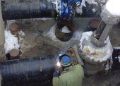 Стратегически важная реконструкция начата на насосной станции «Кубань» РЭУ «Таманский групповой водопровод» ГУП КК «Кубаньводкомплекс»